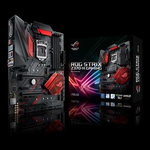 Main Asus STRIX Z370-H GAMING